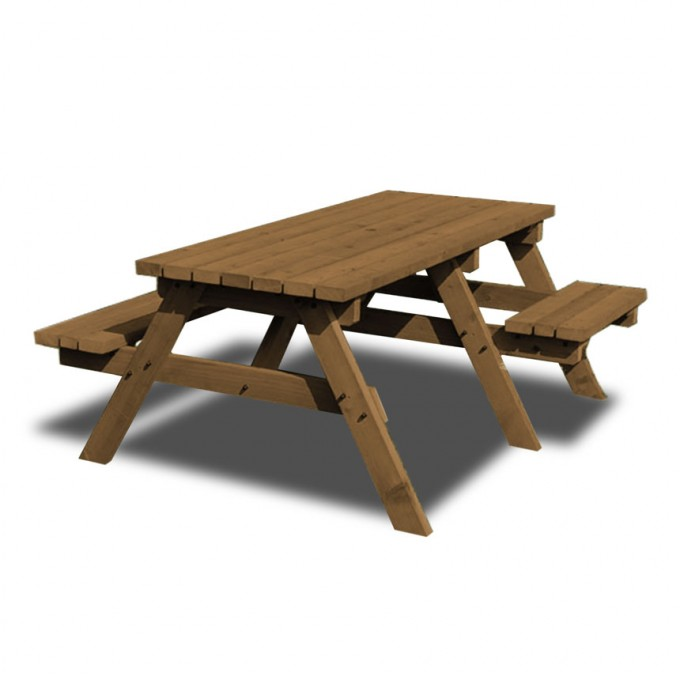 Ambleside Wheelchair Access Picnic Bench Ft Picnic Benches - Wheelchair picnic table