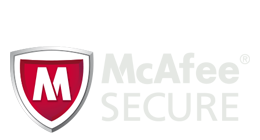 McAfee Secure - Trust Seal